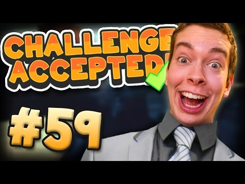 CHALLENGE ACCEPTED! #59 [OLD SCHOOL]