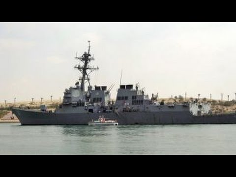 Iran-backed Houthi rebels target U.S. destroyer in unsuccessful missile attack