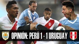 ASÍ NO: PERÚ NO TERMINA DE LEVANTAR VS URUGUAY | ANÁLISIS OPINIÓN SELECCIÓN PERUANA AMISTOSO 2019