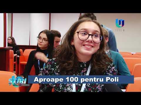 TeleU: Aproape 100 pentru Poli
