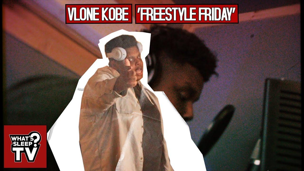 Vlone Kobe - Freestyle Friday