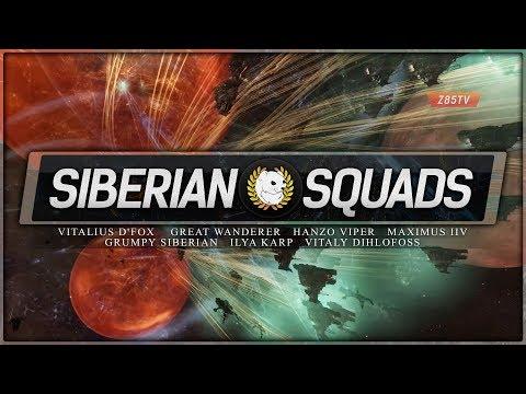EVE Online: Siberian Squads 2019