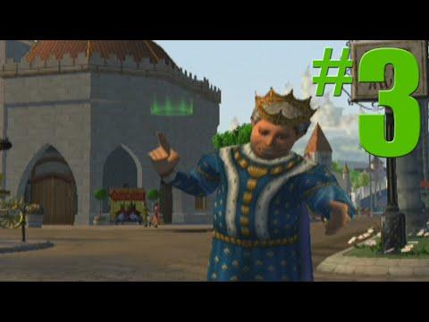 Shrek 2 Game Walkthrough Part 3 Far Far Away No Commentary Gameplay Gamecube Xbox Ps2 Youtube
