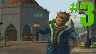 Shrek 2: Game Walkthrough Part 3 - Far Far Away - No Commentary Gameplay (Gamecube/Xbox/PS2)