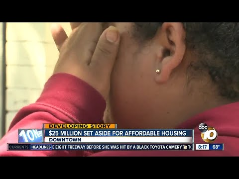 San Diego's housing crisis prompts $25M trust fund for affordable housing