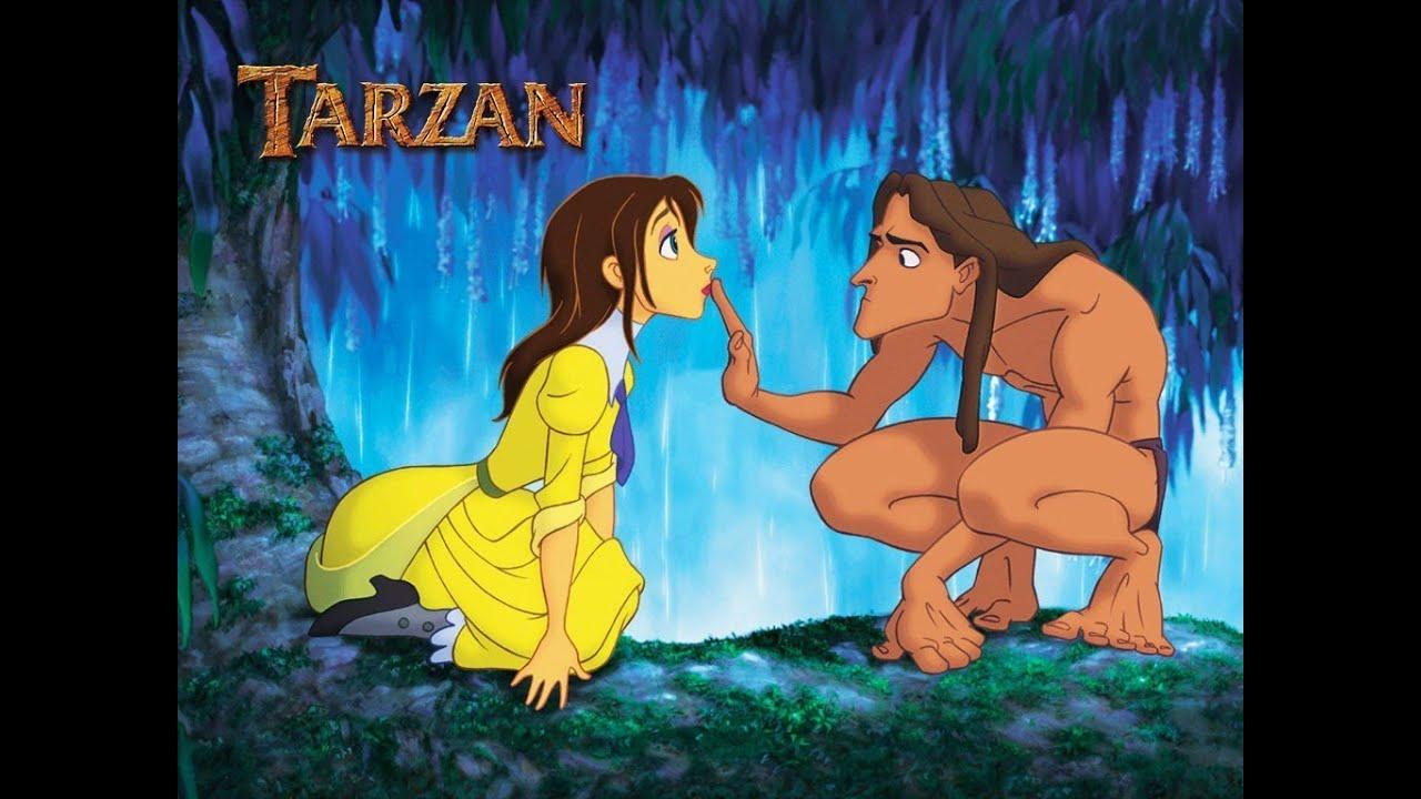 Disney39s Tarzan full movie HD 1999 YouTube