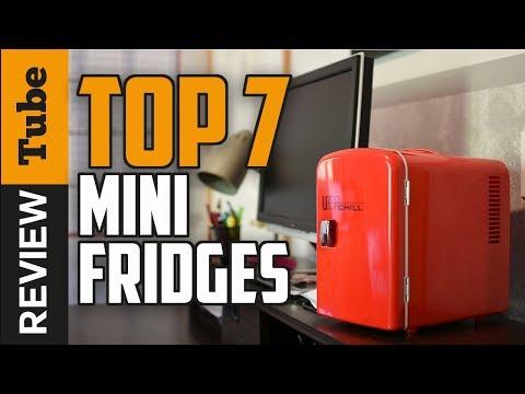 ✅Mini fridge: The TOP Best 7 Best Mini fridges 2018 (Buying Guide)