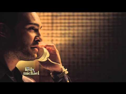 Ed Westwick on Live with Kelly and Michael 10/22/15 [HD]