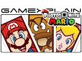 Photos With Mario - Game & Watch (3DS eShop Gameplay)