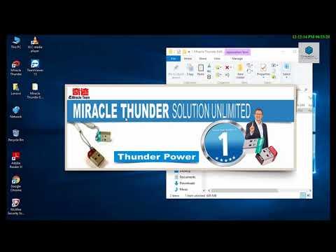 miracle box thunder edition