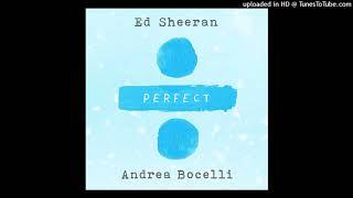 Ed Sheeran - Perfect Symphony (with Andrea Bocelli) [Audio]