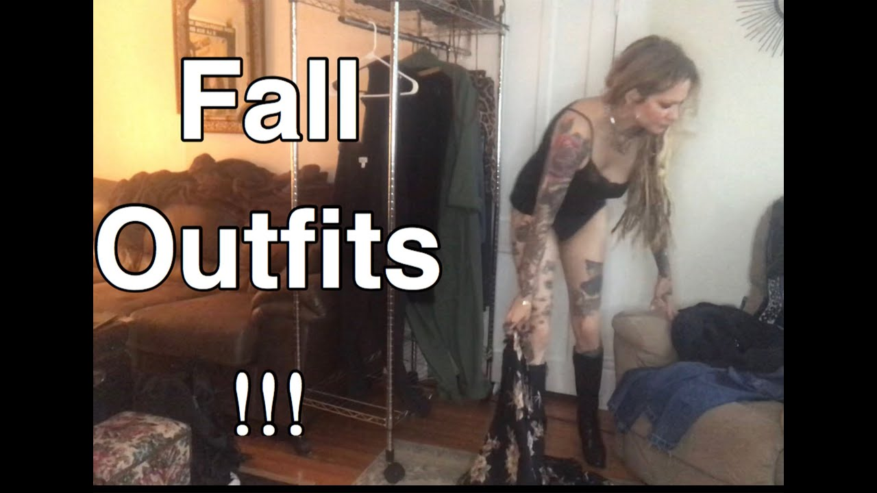 [VIDEO] - Fall Outfits | Second Hand 8