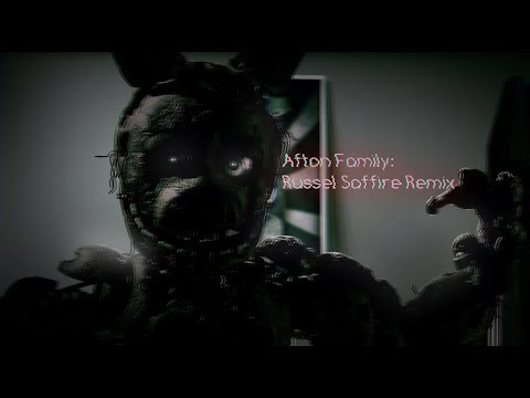 [FNAF/SFM] Afton Family - Russell Sapphire Remix