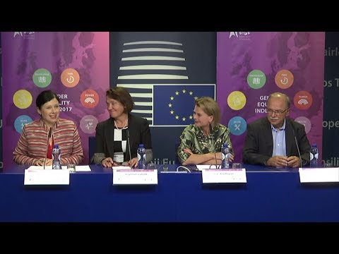 Gender Equality Index 2017: Press conference