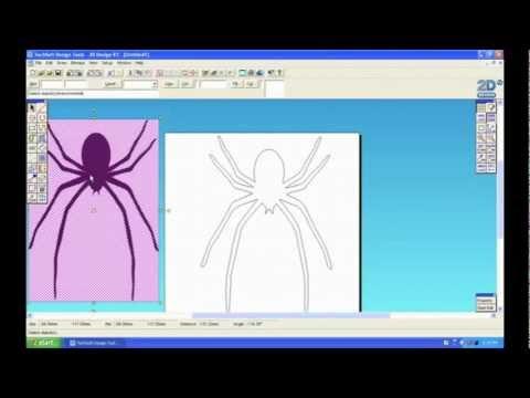 2D Design Video Tutorial 3: Contour