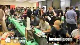 Boston Festival of Indie Games TV ad, courtesy of Comcast Spotlight New England
