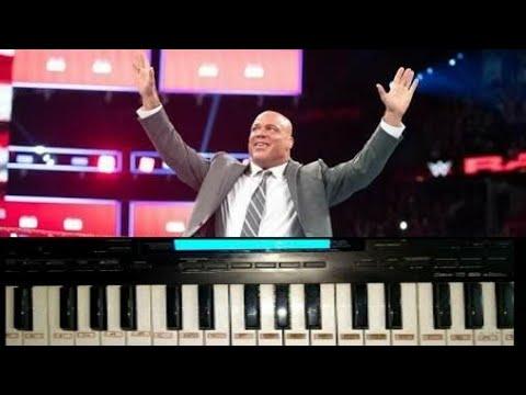 Wwe Kurt angle entry song piano keyboard
