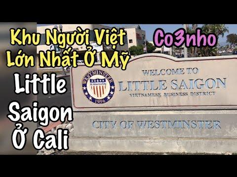 Khu Người Việt Little Saigon – Quận Cam – Cali – California – Khu Người Việt Ở Mỹ – Co3nho 79