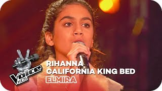 Rihanna California King Bed Blind Auditions The Voice Kids 2016 SAT 1