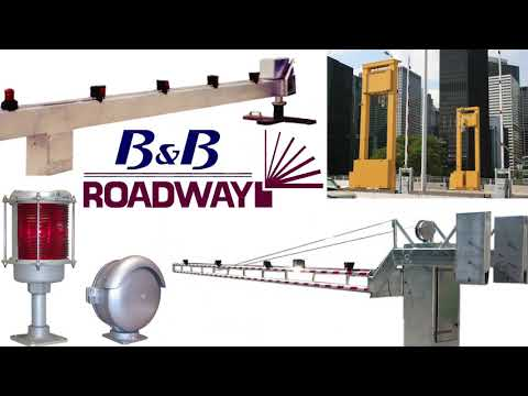 Roadway Vehicle Security Barriers And Gates: Wedge Barriers - ARMR