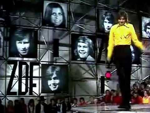 Chris Roberts - Marlena - ZDF-Hitparade (1973)