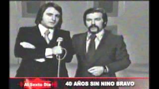Recordemos una leyenda a 40 años de la muerte de Nino Bravo