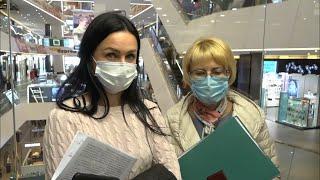 Третья волна COVID 19 в мире А что в Минске Санэпидемслужба проверила ТЦ и транспорт