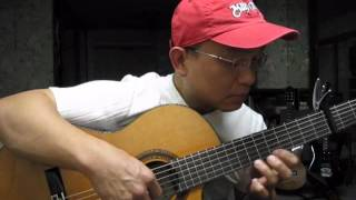 Fingerstyle Guitar - Yesterday Once More by The Carpenters