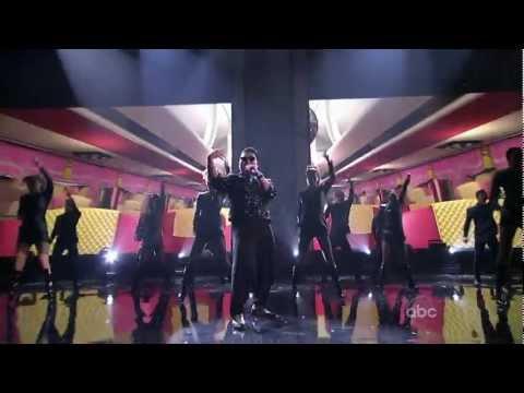 PSY GANGNAM STYLE Remix MC Hammer American Music Awards 2012 HD720