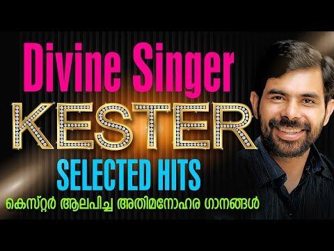 Divine Singer Kester Selected Hit Christian Devotional Songs