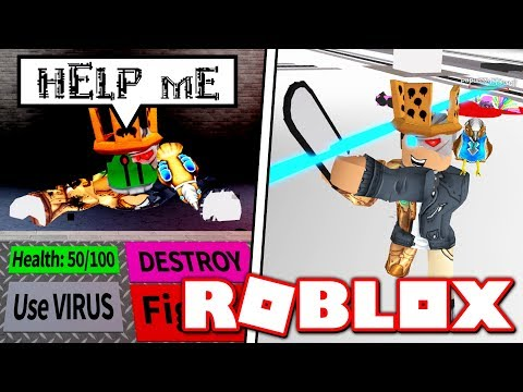 Ro Bio Is Back But This Time You Are The Experiment Roblox
