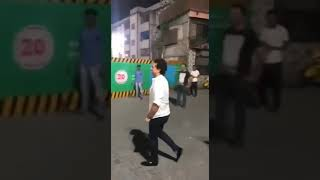 Sachin Tendulkar Playing Cricket in Street Latest Viral Video