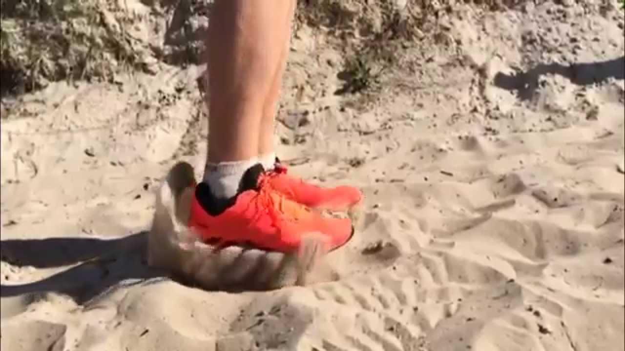 Adidas Springblade im Test  