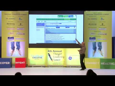 Dr.Pramod Jacod ( Lifetrenz Solutions ) speaks about the concept of Electronic Health Records
