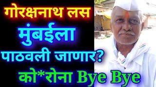 अहमदनगरच्या बबन शिंदेंची गोरक्षनाथ लस मुंबईला पाठवली जाणार? Baban Shinde Gorakshnath vaccine Nagar