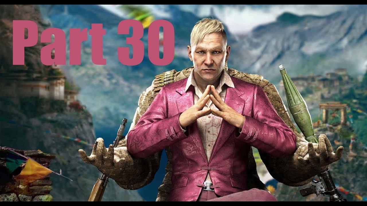Far Cry 4 Campaign W/ Commentary Part 30 Yuma's Lieutenant