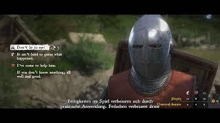 Kingdom Come: Deliverance Gameplay Von Verstand, Klingen und Schnapps!