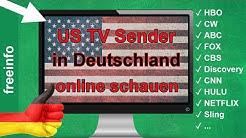 US Amerikanische TV Fernsehsender in Deutschland schauen (So gehts 2019)