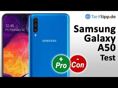 Samsung Galaxy A50 | Test Deutsch