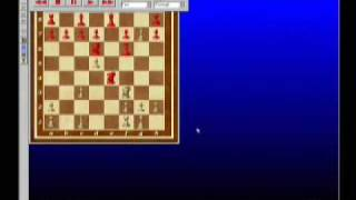 Power Chess 98 - game presentation