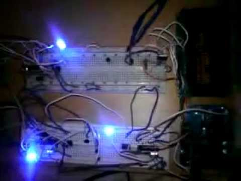 My prototype of ATmega DAQ based on Arduino, MCP2515 and MCP2551 by Mateusz  Mittek