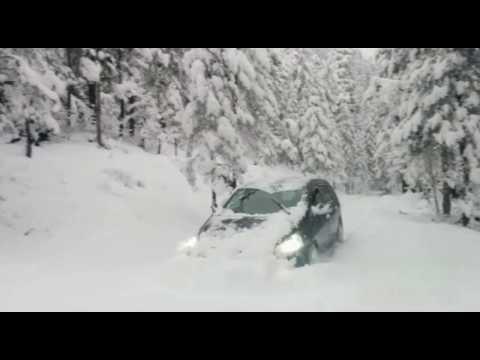 МИТСУБИСИ ГРАНДИС 4wd Snow