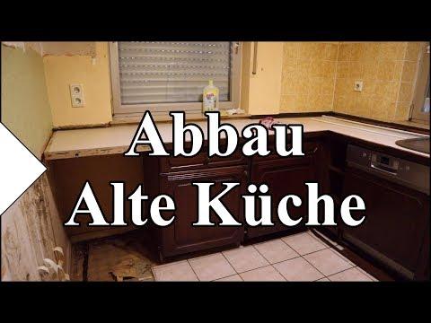 Abbau Alte Kuche Garteneinkochfee Meine Kuche Youtube