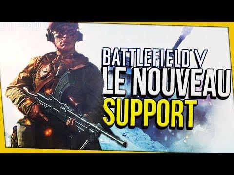 """LE """"NOUVEAU"""" SUPPORT DE BATTLEFIELD V thumbnail"""