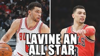 Zach Lavine will be a STAR for the Chicago Bulls!