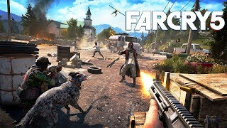 FAR CRY 5 - Epic Open World Gameplay