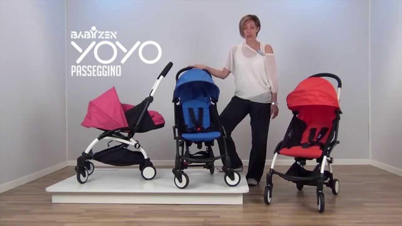 Passeggino Babyzen Yoyo - Il più compatto al mondo - YouTube | 1280 x 720 jpeg 51kB