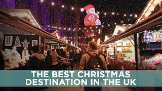 The BEST Christmas destination in the UK | UNILAD Adventure