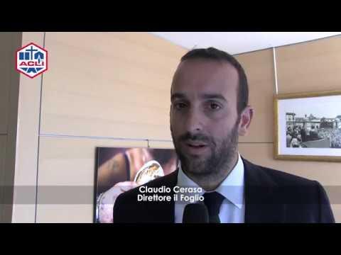 """img Intervista a Claudio Cerasa - """"Lo stato delle cose"""" 4 Luglio 2018"""
