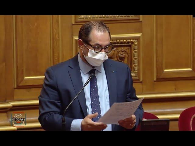 Franck MENONVILLE : La loi EGALIM, sortir de l'impasse dans laquelle est plongée l'agriculture